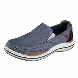 New Originals Men's Loafer Moc Skechers Elson Amster Memory