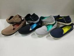 NEW Women's Crocs Stretch Sole Skimmer Flat Slip On Loafers