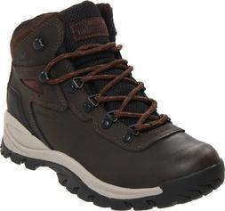 Columbia Women's Newton Ridge Plus-Wide Hiking Boot,Cordovan
