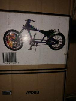 NOS Still Sealed In Box OCC BLUE Schwinn Stingray Chopper Bi