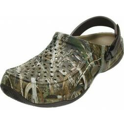 nwt unisex swiftwater deck clog realtree max5