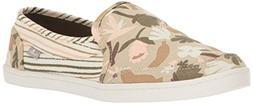 Sanuk Women's Pair O Dice Prints Loafer Flat Natural 06.5 M