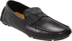 Cole Haan Men's Howland Penny Loafer,Black Tumbled,16 M US