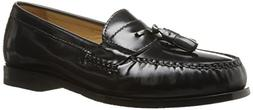 Cole Haan Men's Pinch Grand Tassel Penny Loafer, Black, 11 M