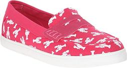Cole Haan Kids Girl's Pinch Weekender  Electra/Lobster Loafe