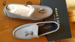 Cole haan Rodeo Tassel.Driver Flares