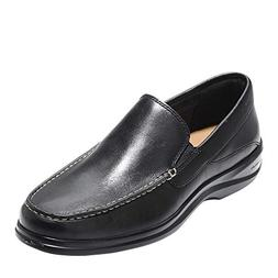 Cole Haan Men's Santa Barbara Twin Gore II Loafer, Black, 9.