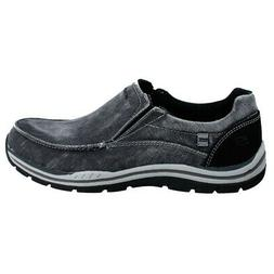 Skechers Expected Avillo Slip-On Wide Width Clothing, Shoes