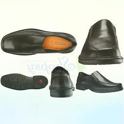 Men's ECCO 'Seattle' Slip-On, Size 10-10.5US / 44EU - Black