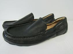 Sperry Top Sider Hampden Venetian Mens Sz 8 M Blk Leather Lo