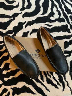 Sperry Top-Sider Hampden Venetian  Black Leather loafers Men