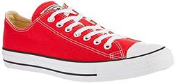 Converse All Star Chuck Taylors Ox Red