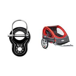 InStep Take 2 Double Bicycle Trailer with Coupler Attachment