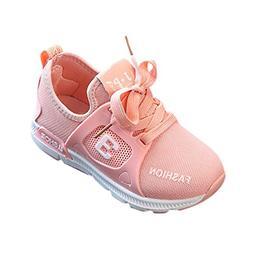 KONFA Toddler Baby Boys Girls Sport Running Shoes,for 0-6 ye