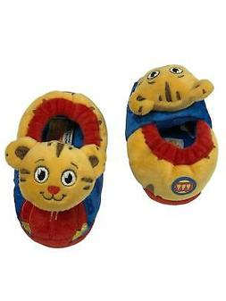 Toddler Boys & Girls Daniel Tiger Slippers Shoes Loafers
