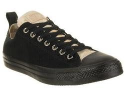 Converse Unisex Chuck Taylor All Star Ox Black/Light Twine/B