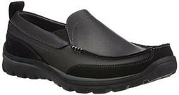 Skechers USA Men's Relaxed Fit Memory Foam Superior Gains Sl