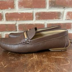 Hitchcock Vacation Loafers Leather sz 14 Extra Wide 5E Buffa
