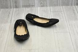 **Yosi Samra Vienna Flats - Women's Size 9 M - Black NEW!