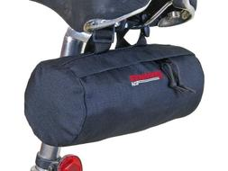 Bushwhacker Waco Black - Bicycle Handlebar & Seat Bag Cyclin