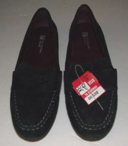 White Mountain  Loafers Black