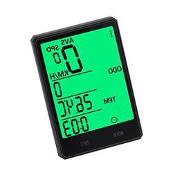 Pronghorn Wireless Bike Computer, Bicycle Speedometer,Cyclin