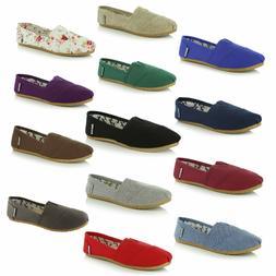 DailyShoes Women Memory Foam Slip-on Walking Loafer Sneaker