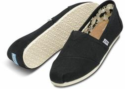 Toms Women's Classics Slip On Authentic Blk/Ash/Red/Navy/Oli