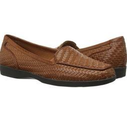Easy Spirit Women's Devitt Oxford Loafer Flats Shoes Size 9M