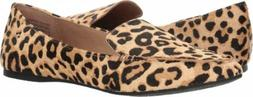 Steve Madden Women's Featherl Loafer Flat Leopard 10 W US