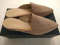 Women's Cole Haan Piper Mule Suede Loafers Size 11 B  Twilig