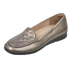 Easy Spirit Women's Wynter Casual Flats Dark Brown Loafers S
