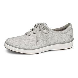 womens janey ii felt loafers grey