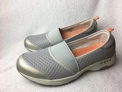 Easy Spirit Women's Size 9.5 M Twist2 Loafers Flats Gray F