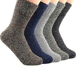 Womens Winter Wool Duck Boots Comfortable Socks Thermal Thic