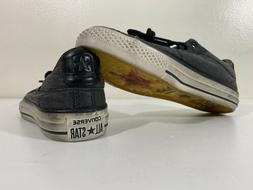 Converse X John Varvatos CTAS Chuck Vintage Shoes Slip Black