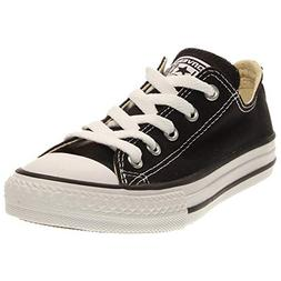 Converse Chuck Taylor All Star Canvas Low Top Sneaker, Black